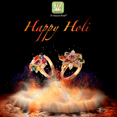 Malani Jewelers Holi wish