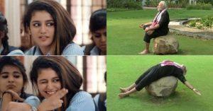 1. Modi Fitness Challenge Memes